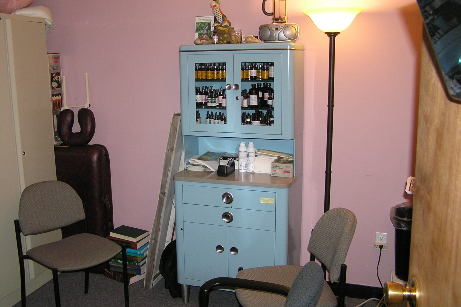 Ithaca Free Clinic Herbalistu0027s (and Storage) Room